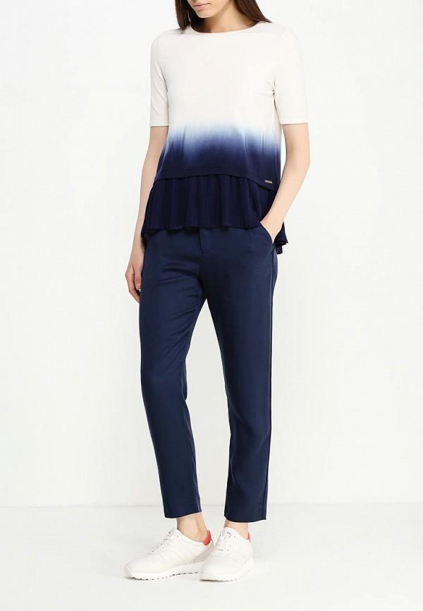 Женские зауженные брюки Boss Orange 50315620: изображение 2