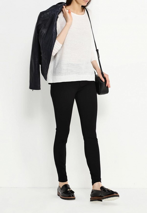 Женские зауженные брюки Boss Orange 50314762: изображение 2