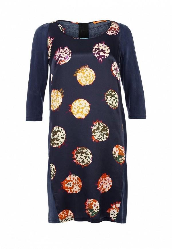 Платье-миди Boss Orange 50250594: изображение 1