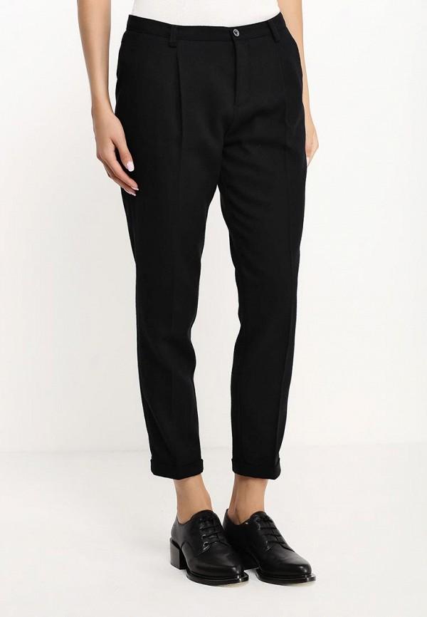 Женские зауженные брюки Boss Orange 50319986: изображение 3