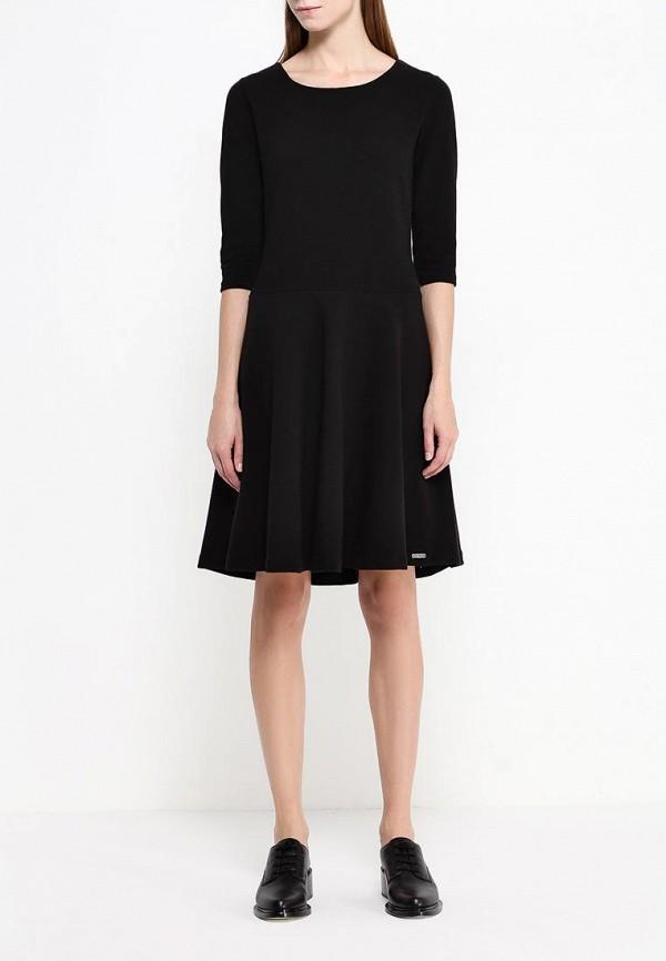Платье-миди Boss Orange 50320700: изображение 2