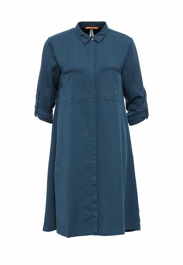 Платье-миди Boss Orange 50320281: изображение 1