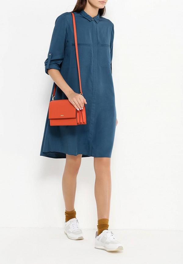Платье-миди Boss Orange 50320281: изображение 2