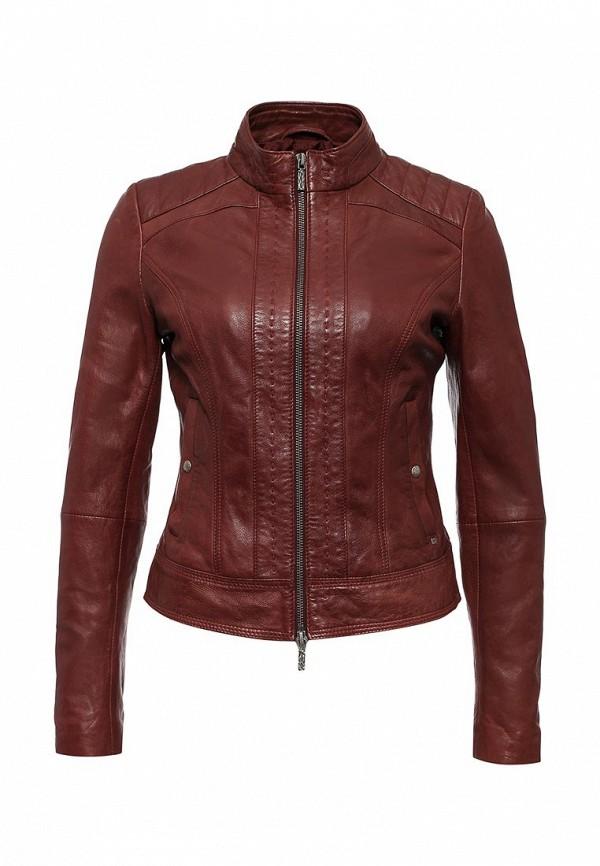 Кожаная куртка Boss Orange 50323518