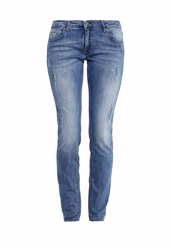 Зауженные джинсы Boss Orange 50323814