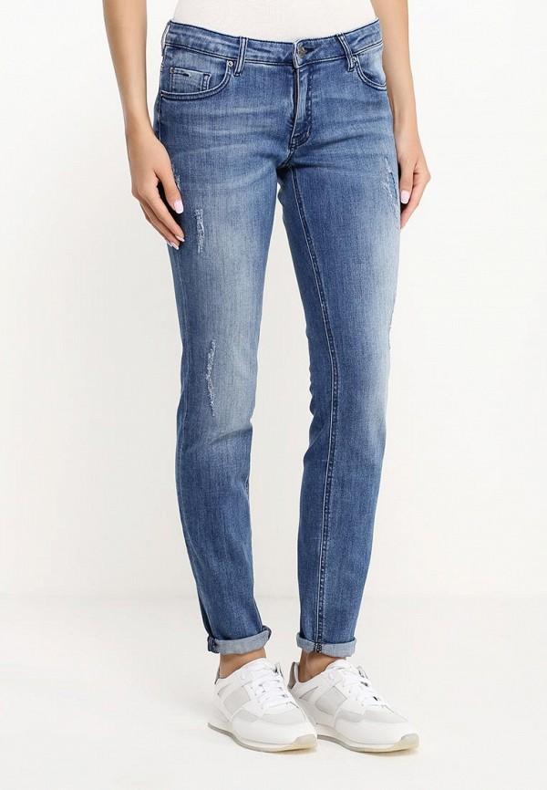 Зауженные джинсы Boss Orange 50323814: изображение 3