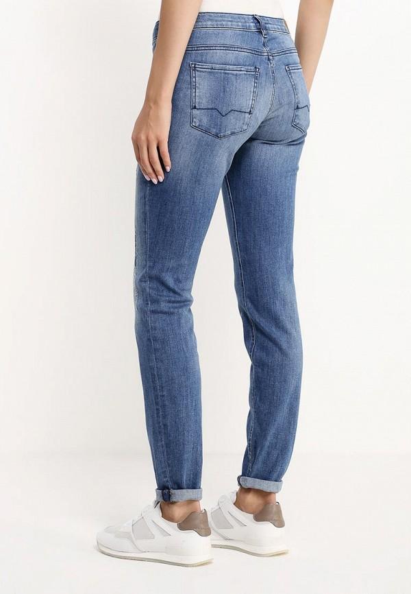 Зауженные джинсы Boss Orange 50323814: изображение 4