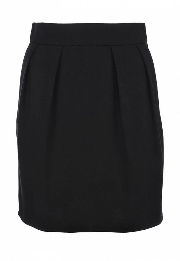 Прямая юбка Boss Orange 50255489: изображение 1