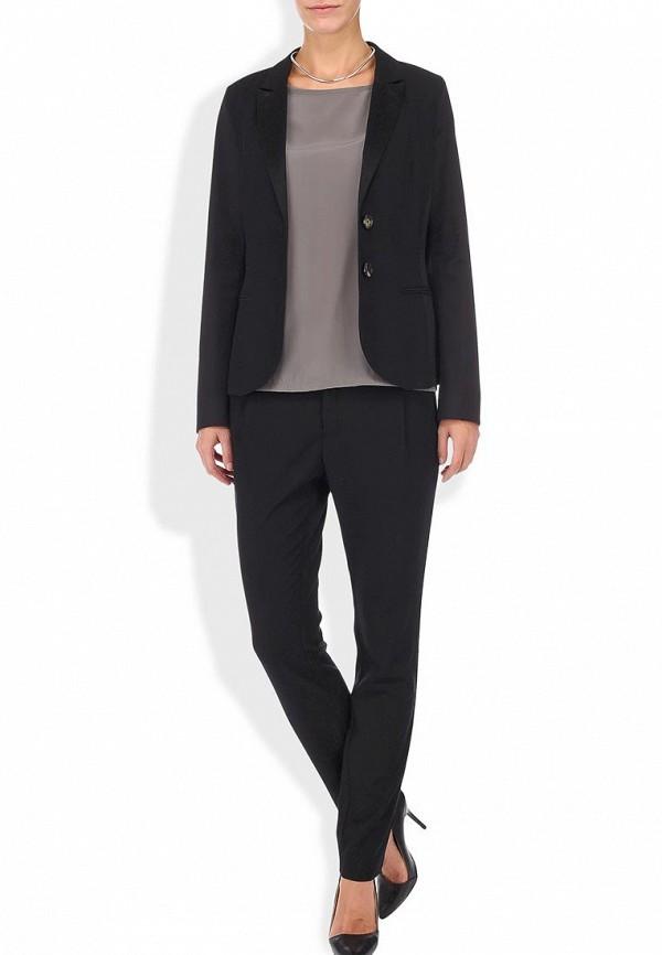 Женские зауженные брюки Boss Orange 50255552: изображение 6