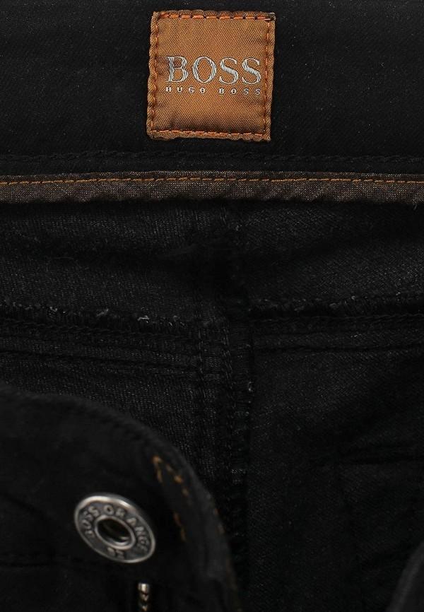 Зауженные джинсы Boss Orange 50252764: изображение 5