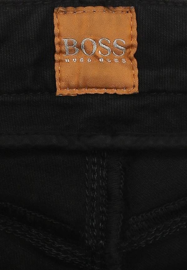 Женские зауженные брюки Boss Orange 50252768: изображение 4