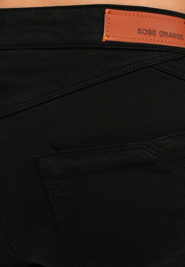 Женские зауженные брюки Boss Orange 50252768: изображение 10