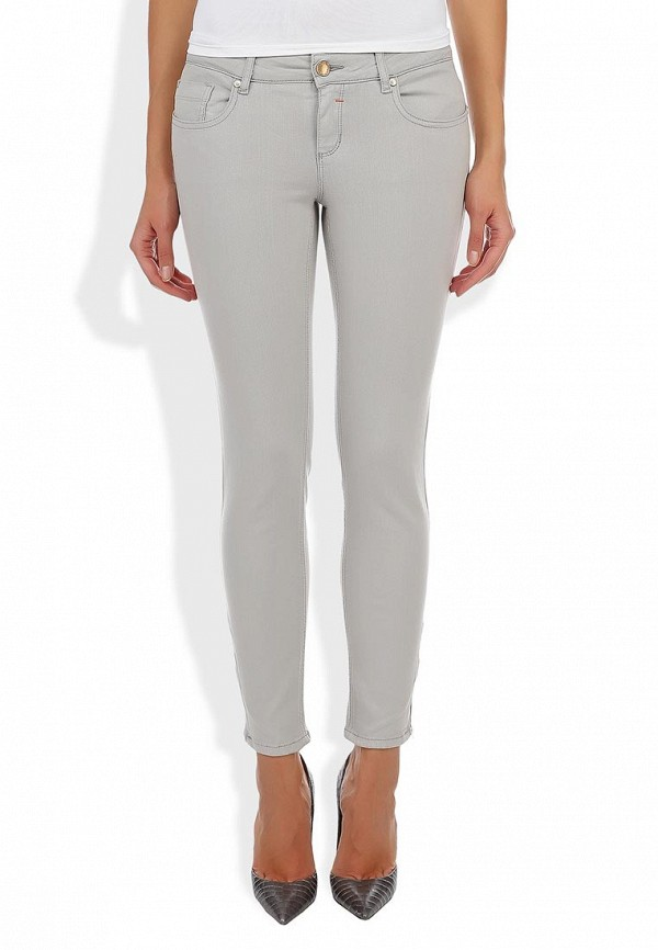 Зауженные джинсы Boss Orange 50260622: изображение 1