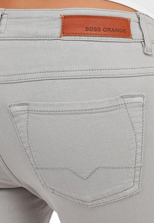Зауженные джинсы Boss Orange 50260622: изображение 4