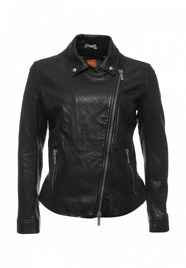 Куртка кожаная Boss Orange 50328006