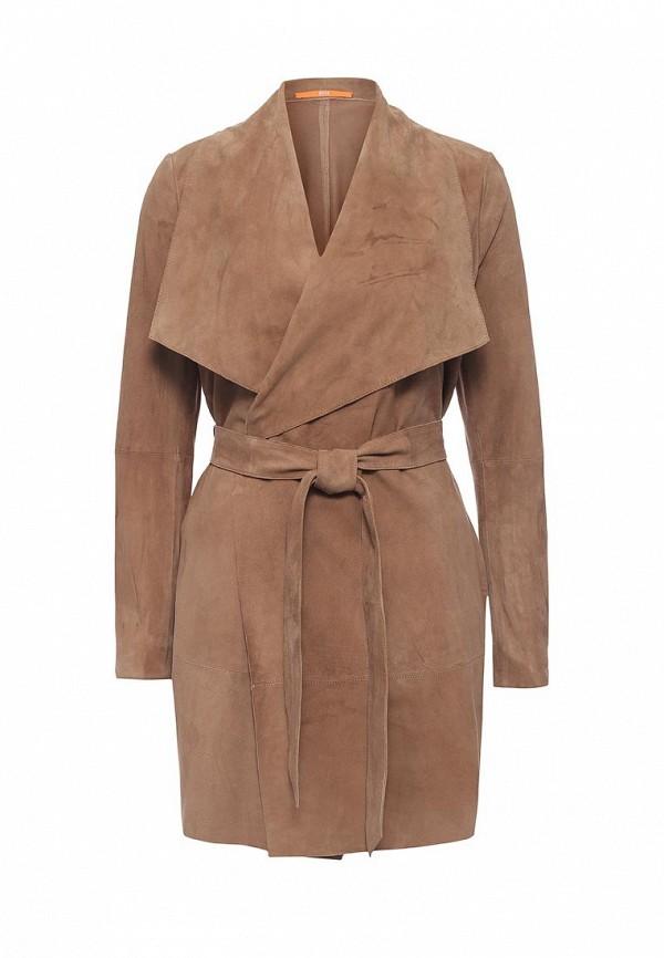 Кожаная куртка Boss Orange 50328008