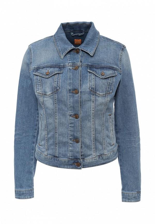 Джинсовая куртка Boss Orange 50329828