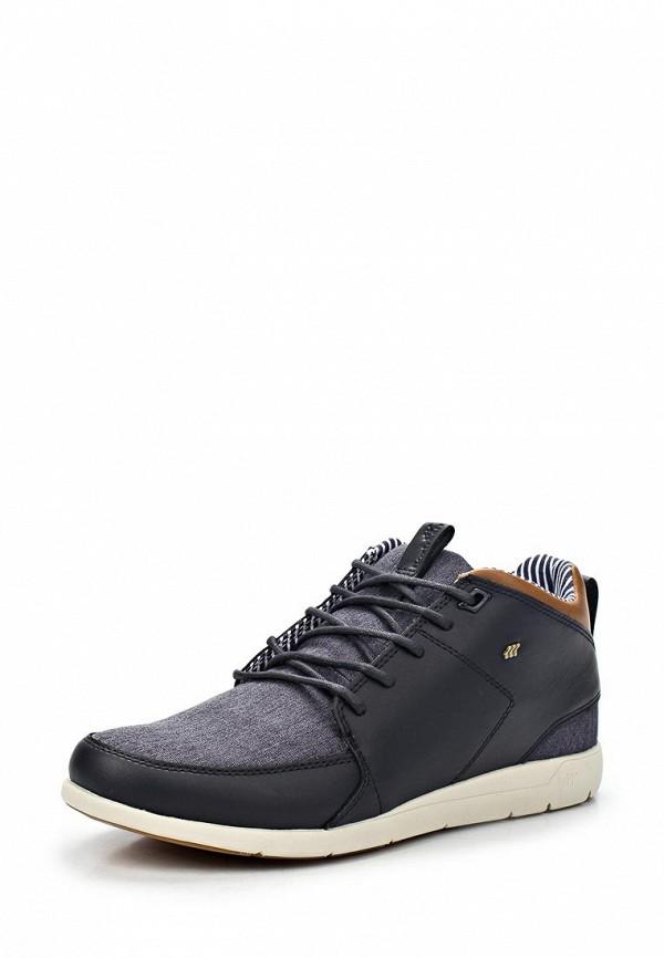 Ботинки Boxfresh BO543AMCNT03. Цвет: коричневый, синий