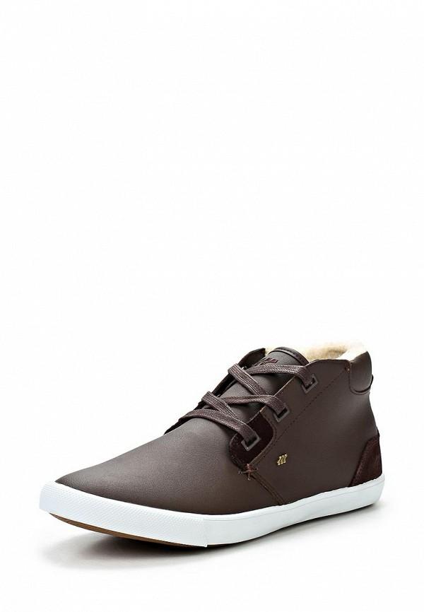 Ботинки Boxfresh BO543AMCNT08. Цвет: коричневый