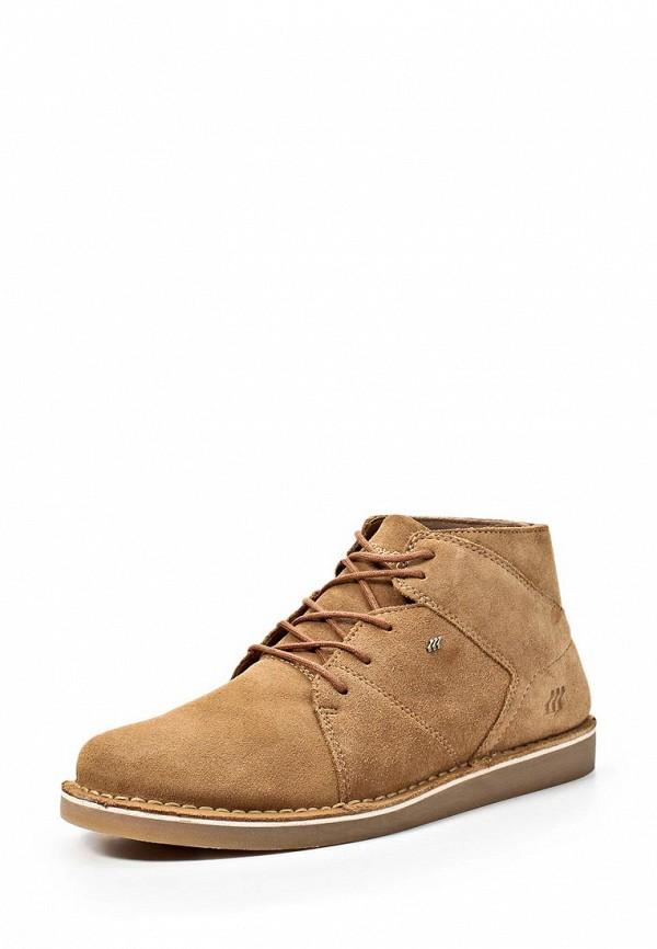 Ботинки Boxfresh BO543AMKW902. Цвет: бежевый