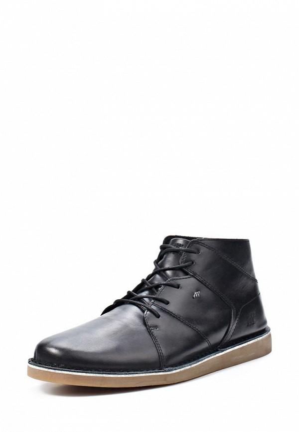 Ботинки Boxfresh BO543AMKW905. Цвет: черный