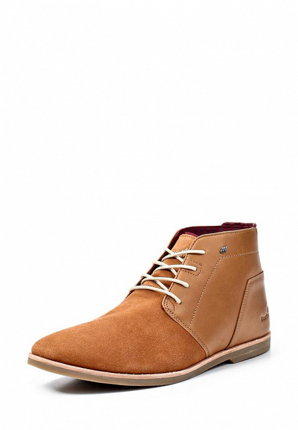 Ботинки Boxfresh BO543AMKW908. Цвет: коричневый