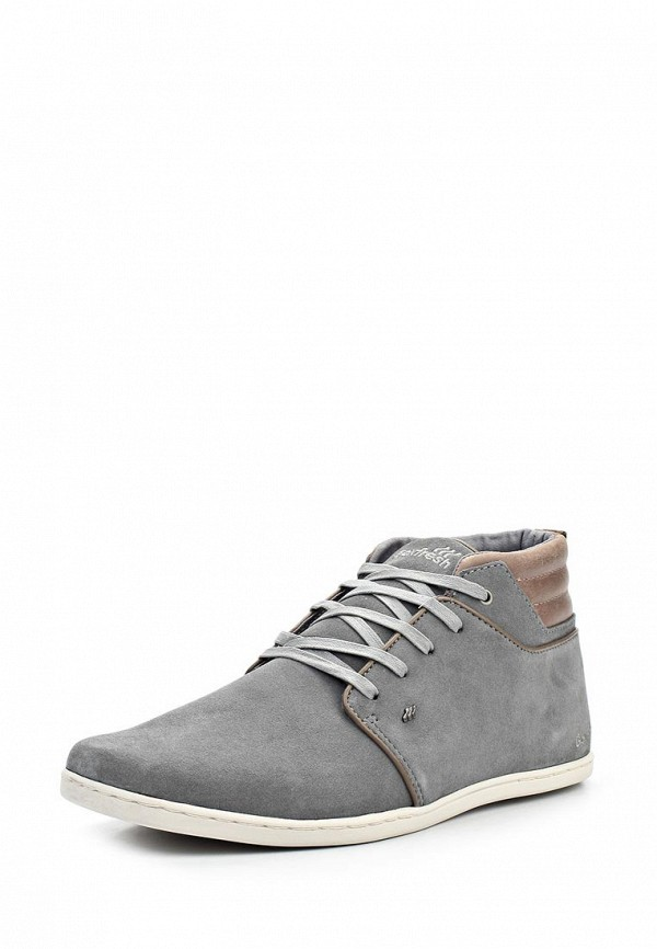 Ботинки Boxfresh SURJ. Цвет: серый