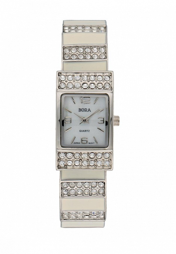 Часы Bora T-B-3487-WATCH-SL.WHITE: изображение 1