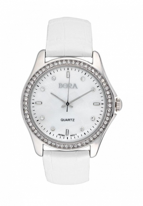 Часы Bora T-B-8529-WATCH-SL.WHITE: изображение 1