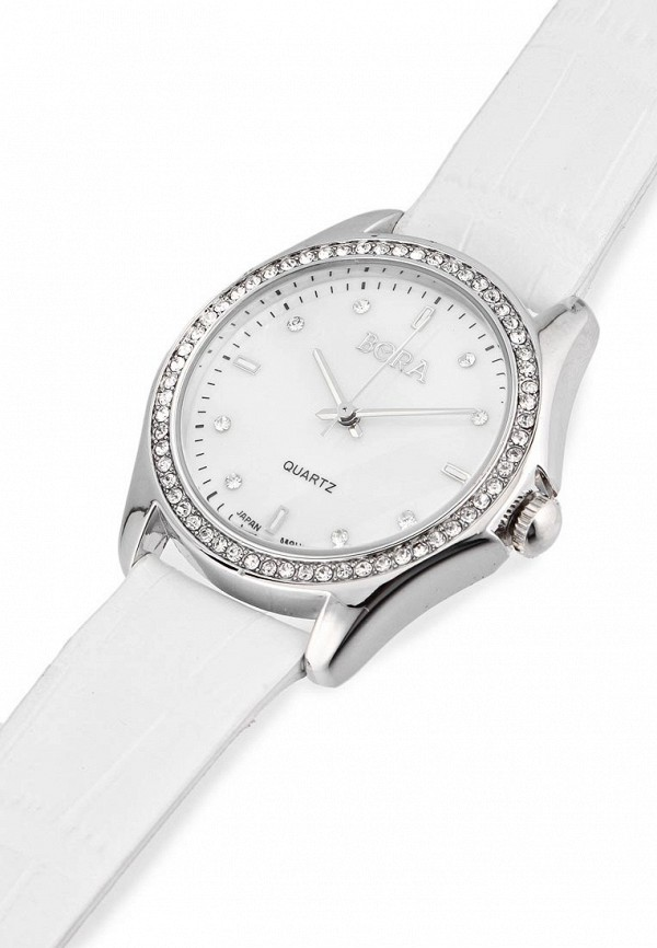 Часы Bora T-B-8529-WATCH-SL.WHITE: изображение 3