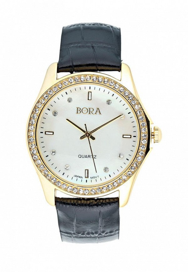Часы Bora T-B-8528-WATCH-GL.BLACK: изображение 1