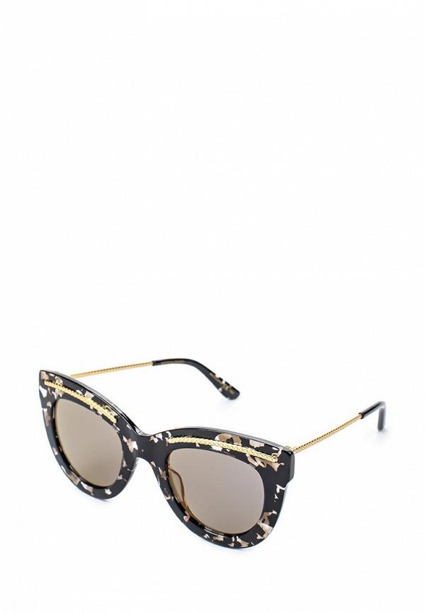 Очки солнцезащитные Bottega Veneta Bottega Veneta BO982DWQYL71 bottega veneta юбка длиной 3 4