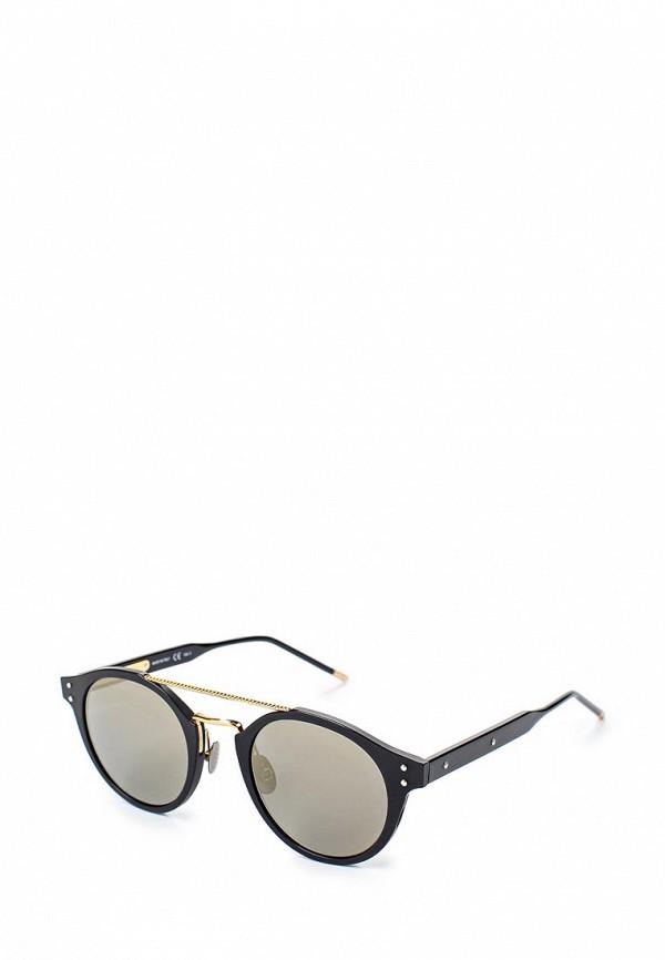 цена Очки солнцезащитные Bottega Veneta Bottega Veneta BO982DWQYL75 онлайн в 2017 году