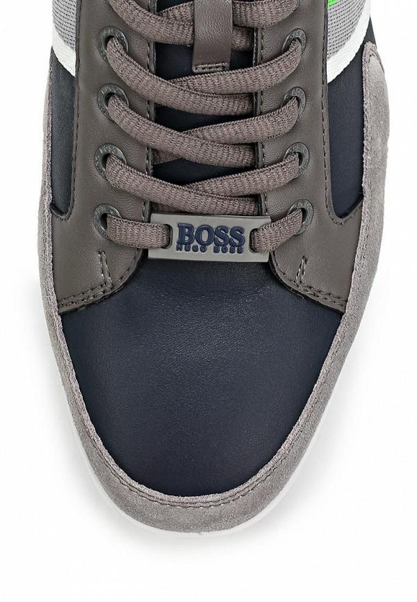 Мужские кроссовки Boss Green 50266311: изображение 9