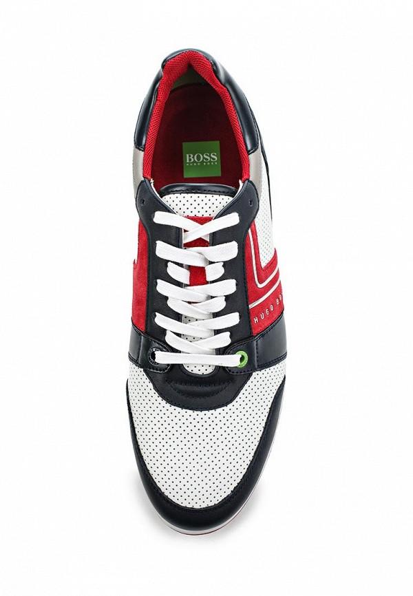 Мужские кроссовки Boss Green 50279342: изображение 4