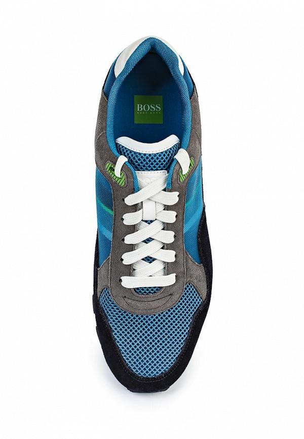 Мужские кроссовки Boss Green 50273613: изображение 4
