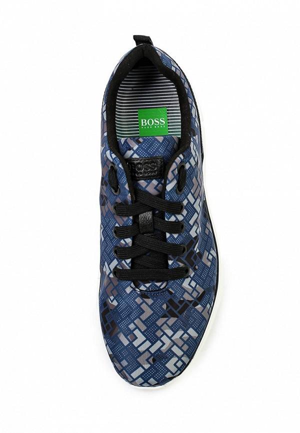 Мужские кроссовки Boss Green 50306847: изображение 4