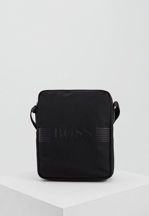 Купить Сумка Boss Hugo Boss, BO984BMORI50, черный, Весна-лето 2018