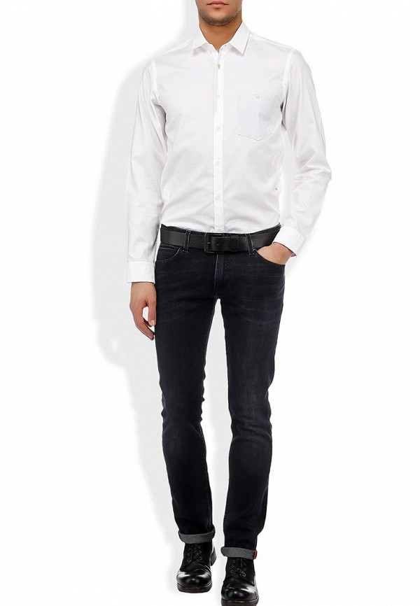 Рубашка Boss Green 50258969: изображение 6