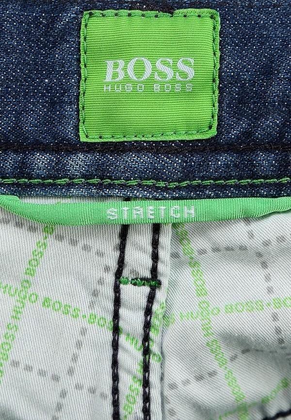 Мужские прямые джинсы Boss Green 50260814: изображение 5
