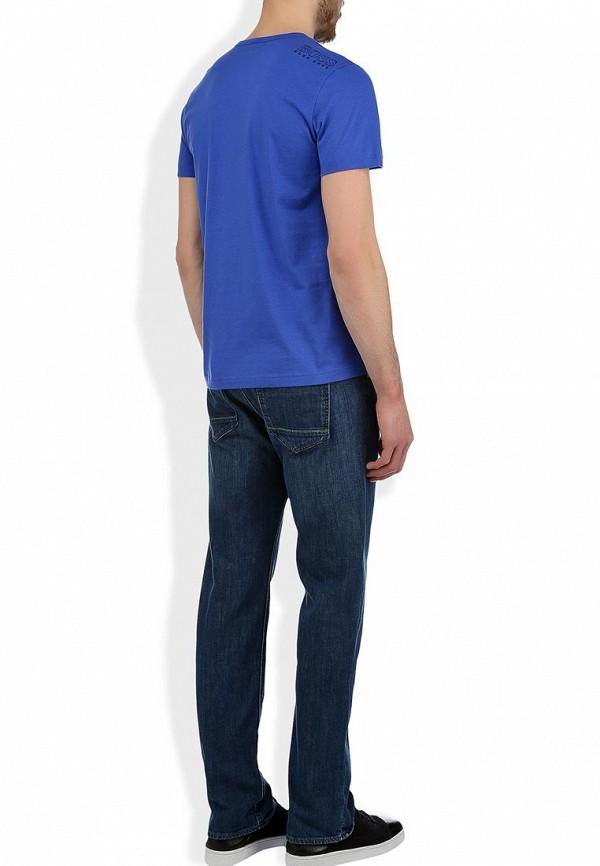 Мужские прямые джинсы Boss Green 50260814: изображение 9