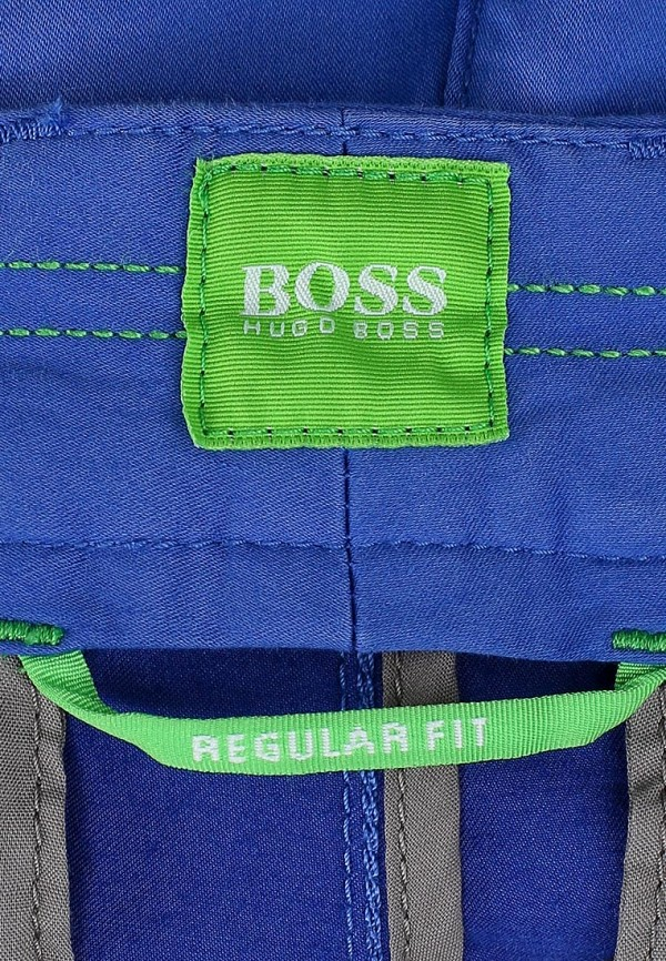 Мужские повседневные шорты Boss Green 50257849: изображение 11