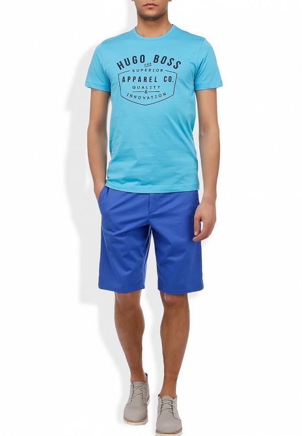 Мужские повседневные шорты Boss Green 50257849: изображение 15