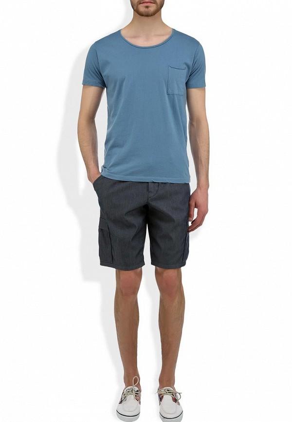 Мужские повседневные шорты Boss Green 50257850: изображение 5