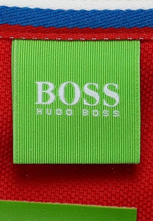 Мужские поло Boss Green 50260461: изображение 4