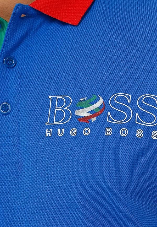 Мужские поло Boss Green 50260461: изображение 10