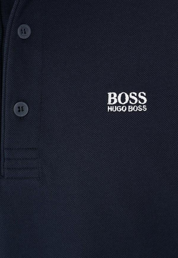 Мужские поло Boss Green 50198254: изображение 6