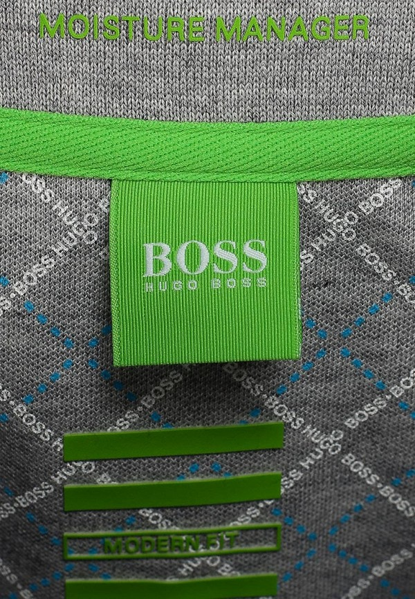 Мужские поло Boss Green 50260312: изображение 4