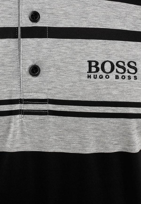 Мужские поло Boss Green 50260343: изображение 12