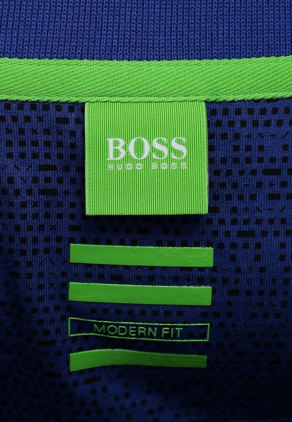 Мужские поло Boss Green 50260405: изображение 4
